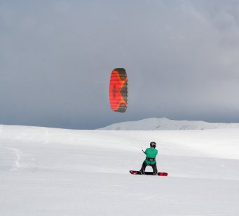 Private-Snowkiting-Lesson-Michigan