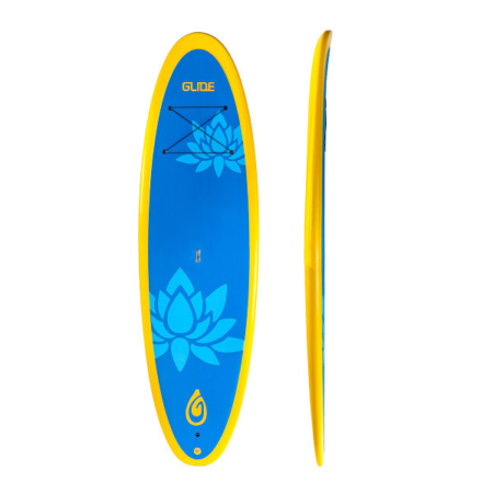 Glide Lotus SUP Yoga