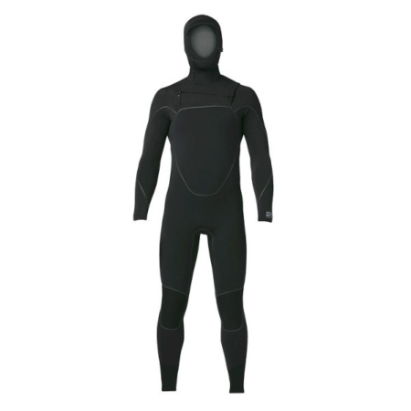 Patagonia Mens R5 Yulex Hooded Frontzip Wetsuit