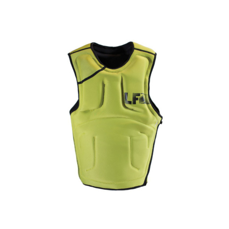 Liquid Force Supreme Kiteboarding Impact Vest Yellow/Black