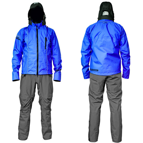 2017 Ocean Rodeo Soul Drysuit Blue