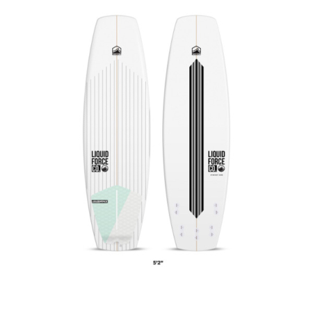 Liquid Force Messenger Kitesurf Board