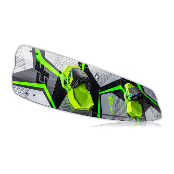 Crazy Fly Raptor Limited Neon Kiteboard