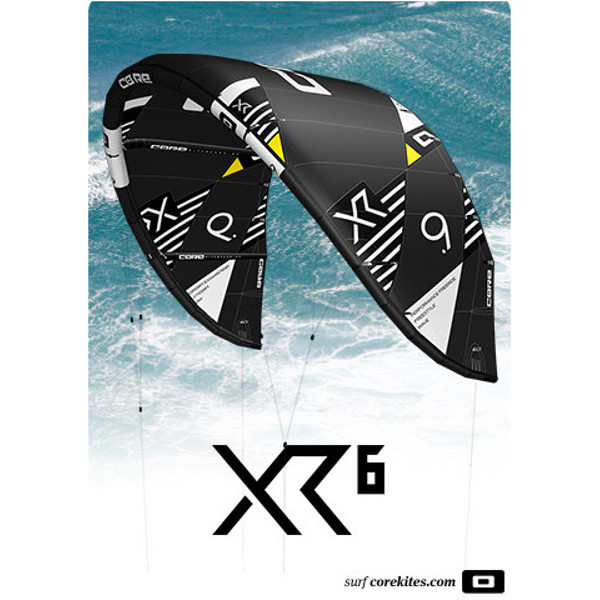 2020 Core XR6 Kite Black