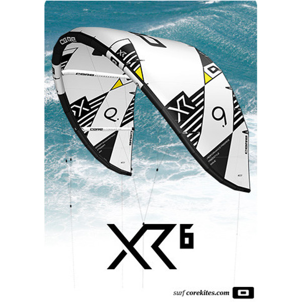2020 Core XR6 Kite White
