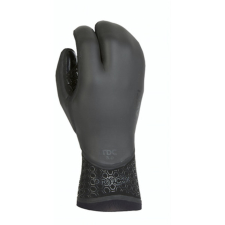 XCEL Drylock Texture Skin 3 Finger Gloves 3MM
