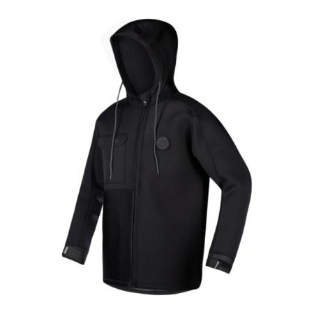 Mystic Ocean Jacket Black